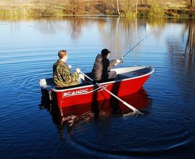 пластиковая лодка стрингер-265